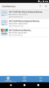 SGIM Events - náhled