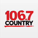 COUNTRY 106.7 Kitchener icon