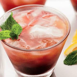 Peach Sunrise Refresher.