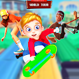 Subway Run 3D: Princes Surf Rush Runner 2019