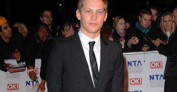 James Sutton had 'best weekend' on wedding day