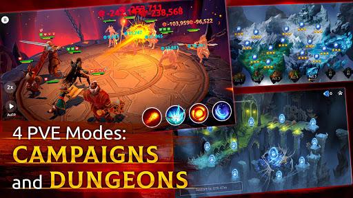 Age of Magic: Turn-Based Magic RPG & Strategy 1.22.1 screenshots 3