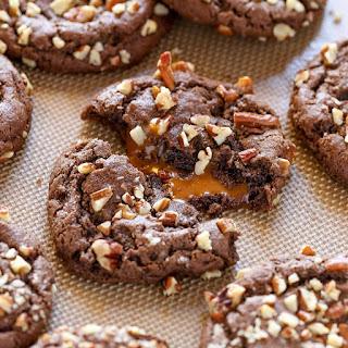 Chocolate Cocoa Pecan Cookie Recipes
