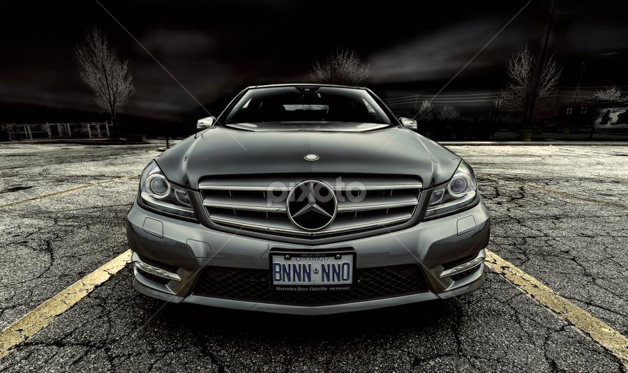 Mercedes Benz C350 2013 by Sarah Hauck - Transportation Automobiles