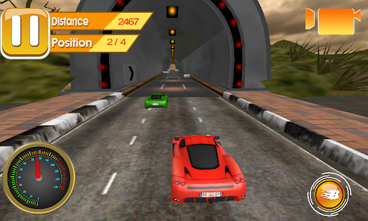 Real Furious Car Traffic Race- screenshot thumbnail