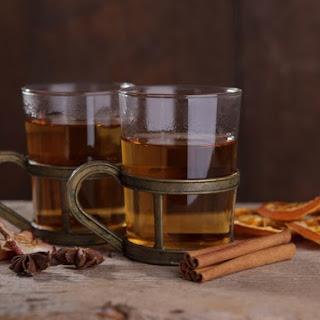Favorite Hot Spiced Tea