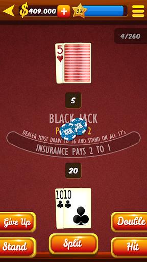 Blackjack 21 HD 1.0 Mod screenshots 3