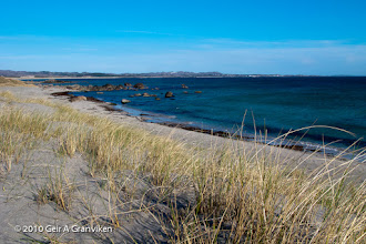 Photo: Brusand, Jæren (Southwestern coast of Norway)