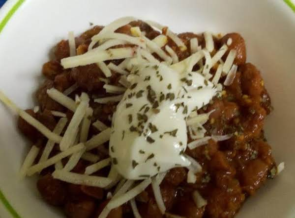 Mexican Mushroom Bean Chili Recipe