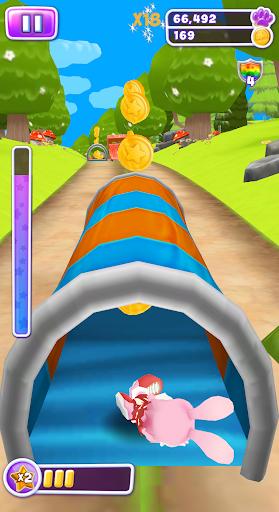 Bunny Run - Bunny Rabbit Game  screenshots 2