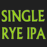 Ritual Single Rye IPA W/ Idaho 7 Hops