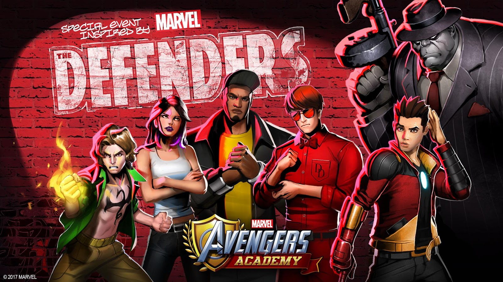 MARVEL Avengers Academy- screenshot