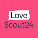 LoveScout24 : Flirt, Chat, Dating App für Singles icon