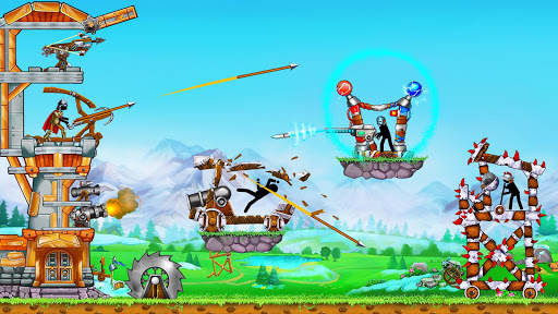 The Catapult 2 u2014 Grow your castle tower defense 3.1.0 screenshots 5