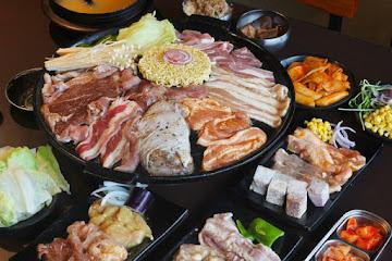 豬對有韓式烤肉吃到飽 台中精武店