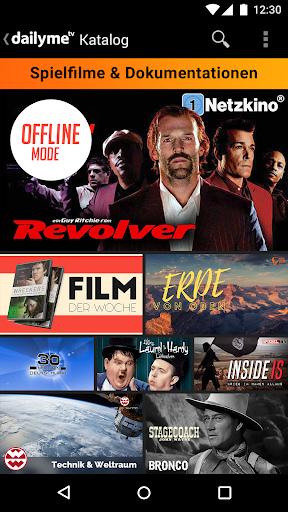 dailyme TV, Serien, Filme & Fernsehen TV Mediathek 20.05.02 screenshots 5