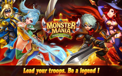 Monster Mania: Castle Heroes