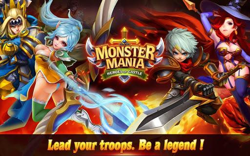 Monster Mania: Castle Heroes