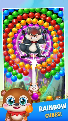bubble shooter brown bear screenshot 3