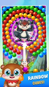 Bubble Shooter Brown Bear 3