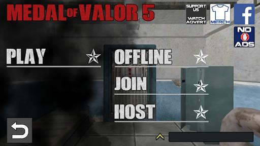 Medal Of Valor 5 - Multiplayer 1.7 screenshots 2