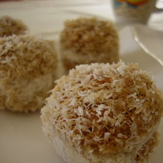 No bake Coconut Party Balls