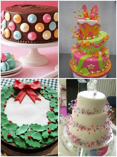 蛋糕设计理念
