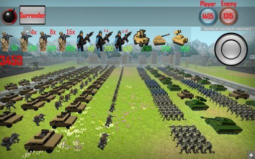 World War 3: Terror Battles RTS 1.0 screenshots 7