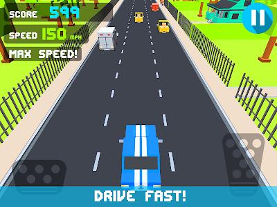 Rogue Racer - Traffic Rage v1.0