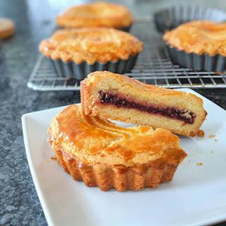 Mini Breton Cakes.