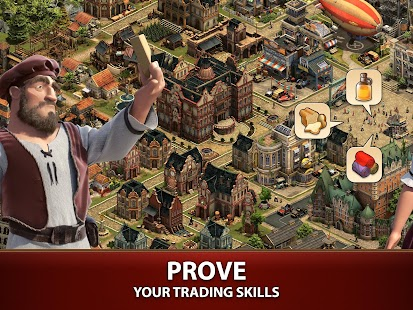 Forge of Empires- screenshot thumbnail