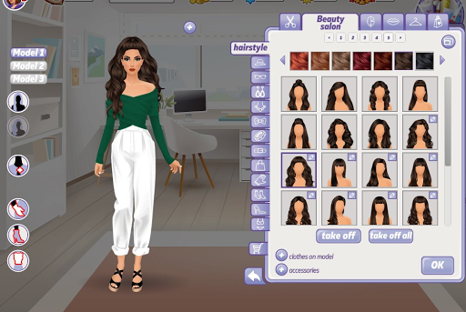 Code Triche The Great Couturier Experience APK MOD screenshots 2