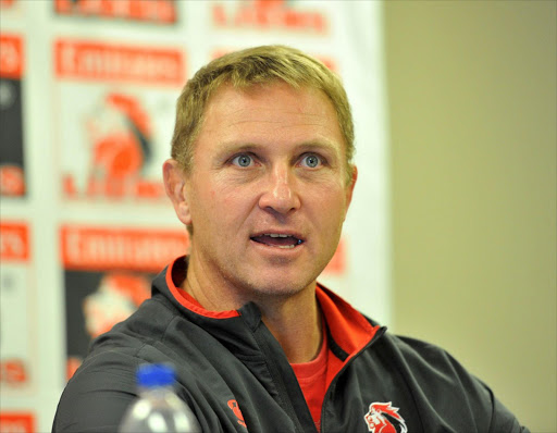 Johan Ackermann. Picture: BACKPAGEPIX