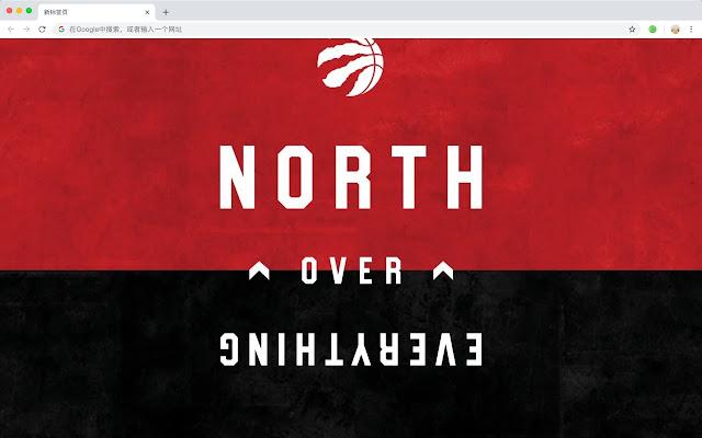 Toronto Raptors Popular HD New Tabs Themes