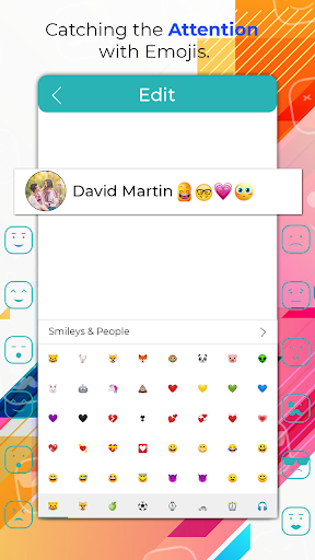 My Emoji Contact's screenshot 3