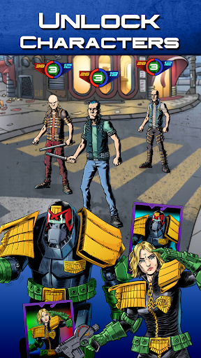 Judge Dredd: Crime Files filehippodl screenshot 2