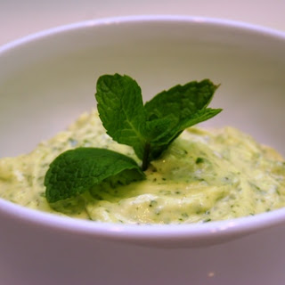 Mayonnaise Mint Dip