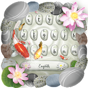 App Koi Fish Keyboard Theme APK for Windows Phone