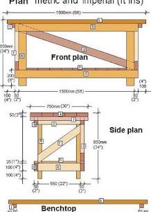Drawing Carpenter Plans 8