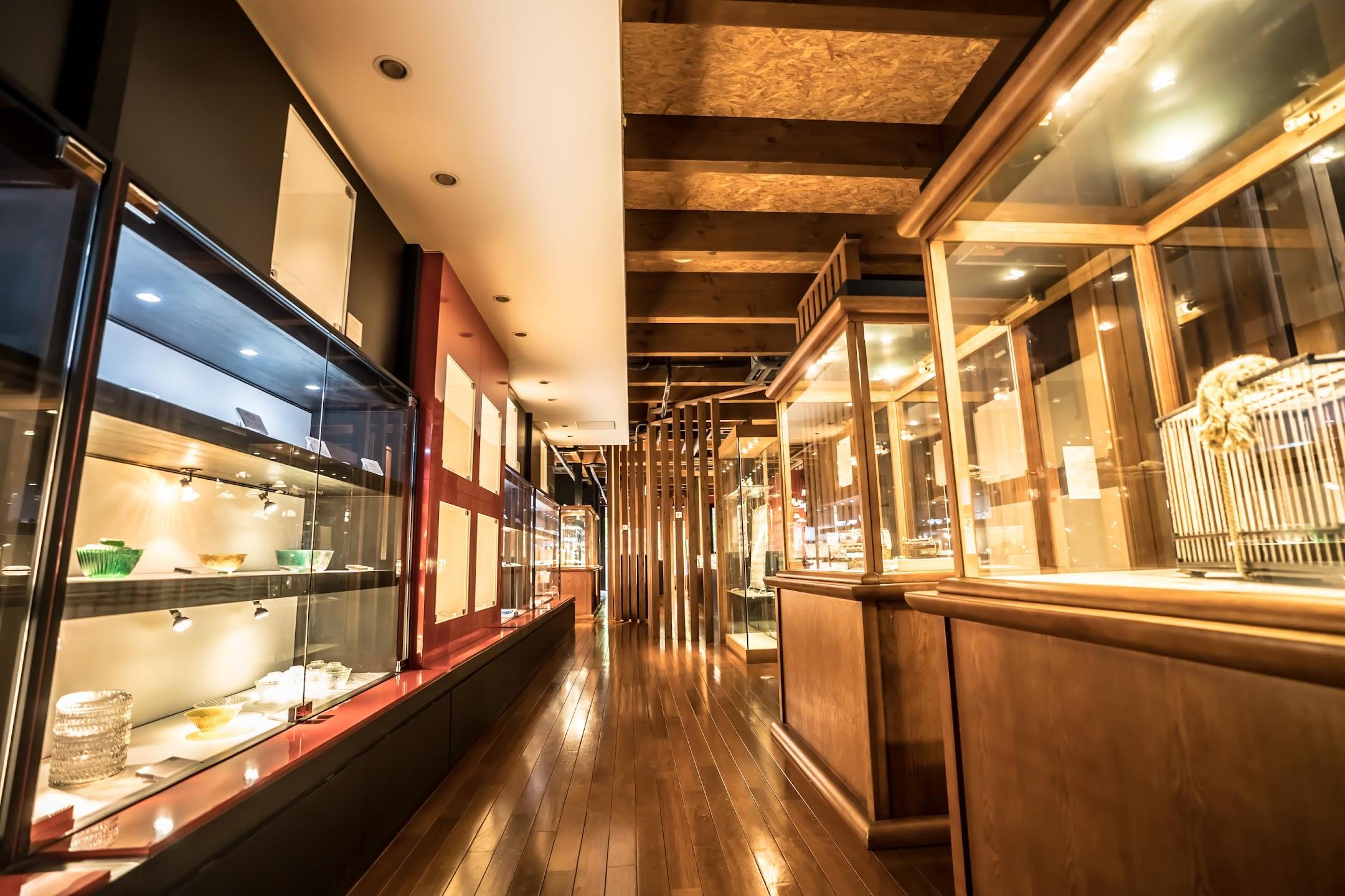 Dogo Giyaman Glass Museum1