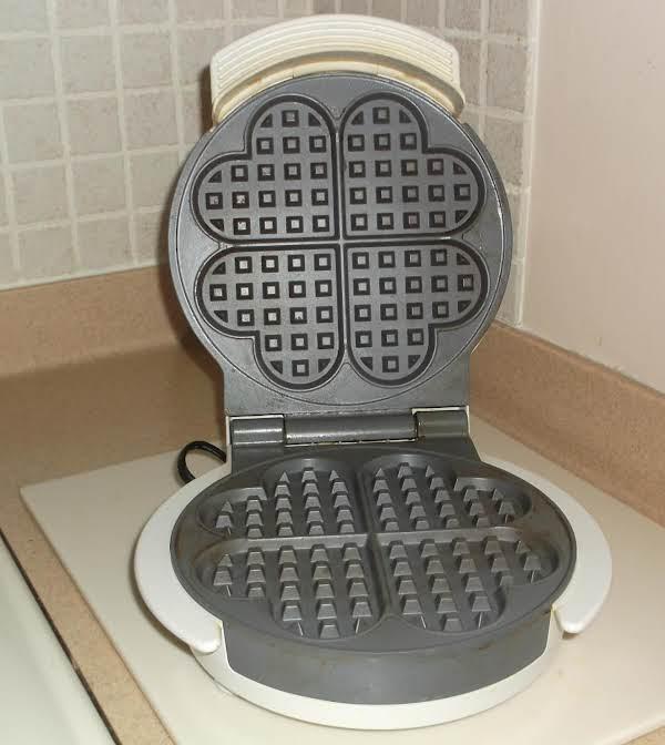 Basic Waffles Recipe
