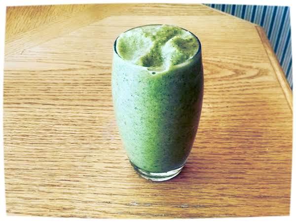 Spinach Orange Smoothie Recipe