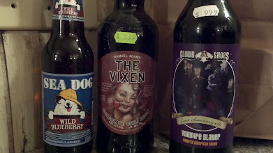 Photo: Some local beer