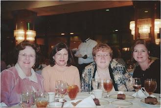 Photo: Judy Stewart, Becky Kutley, Janet Swain, Leigh Austin