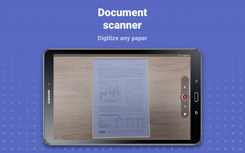 FineScanner AI Pro-PDF Document Scanner App + OCR Screenshot