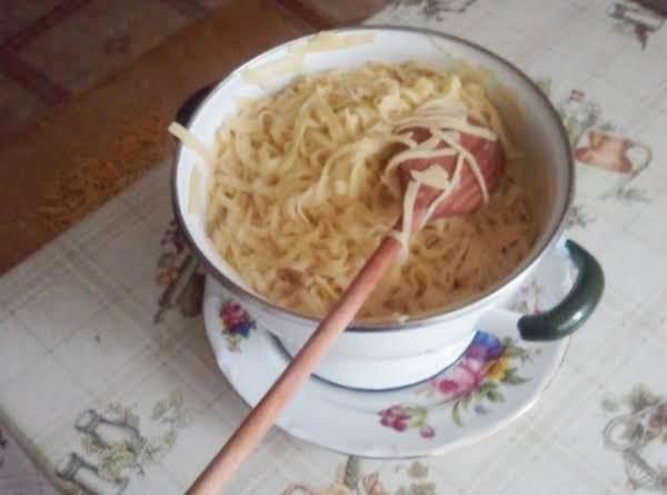 Polish Kluski - Fresh Homemade Noodles