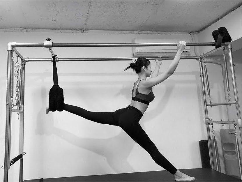 jennie workout1