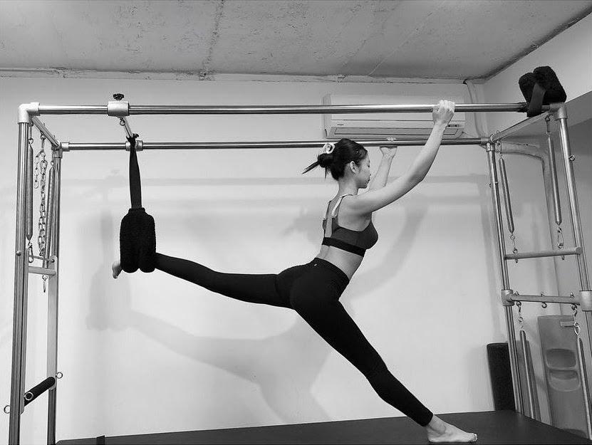 jennie workout1