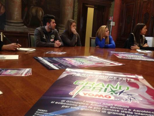 Grand Prix di Ginnastica: Deagostini, Donati e Castoldi all'Istituto Seghetti di Verona