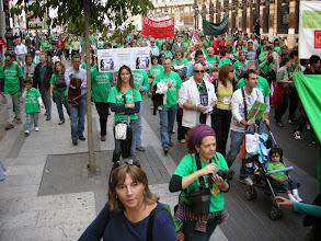 Photo: Manifestación del 22 de octubre de 2011 en favor de  la Educación Pública (Atocha-Sol) 7